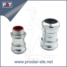 Steel EMT Coupling and Connector Compression Type