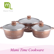 2015 hot sale modern Mami-time good looking cast iron cookware with high quality