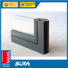 2015 SUYA Fashion Home Design Aluminium Windows