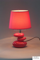 Best Prices Latest Custom Design ceramic table lamp for living room with good price