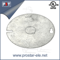 Steel Round Plate Cover