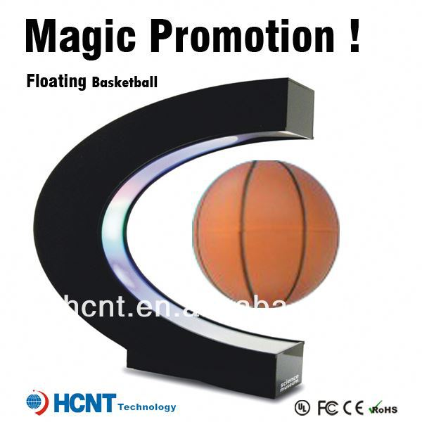 New Innovation ! Magnetic Levitating Globe for Gift ! treasure chest gift boxes