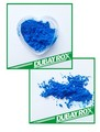 Plastic Colorant Blue Fluorescent Pigment Powder