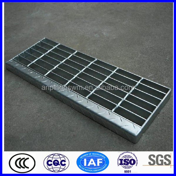 outdoor composite stair treads for platform