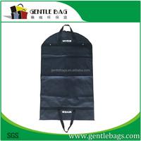 Green lightweight zippered suitcases garment duffel bags