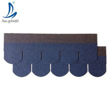 Architectural laminated lifetime 3/4/5 tab fish scale asphalt roof shingles