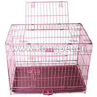 2015 High quality Square Metal pet Kennels for dogs or cats KE039