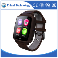 2016 New Arrival Android Smart Watch Support Nano SIM & TF card smart watch phone