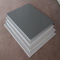 factory construction & real estate, 3mm interior standard size acp sheet, composite material