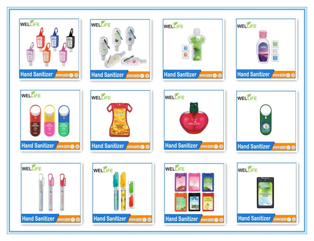 high quality oem odm Antibacterial hand sanitizer spray / toilet seat sanitizer spray / portable toilet