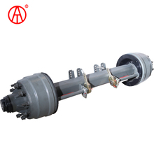 High quality hot sale 16T dana trailer axle