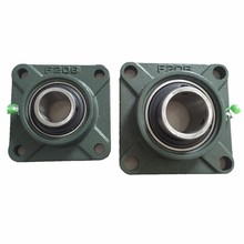 Large stock good service 4 bolt UCF plummer block bearing housing ucf209 bearing unit
