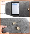 Hand made Felt Textile Pad Case Cellphone Made in China