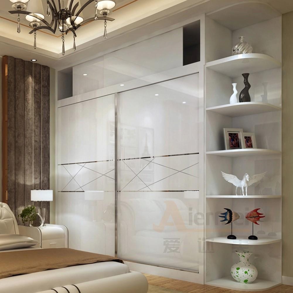 custom made massivholz schrank mit schiebet ren hotel m bel hochglanz lack glas. Black Bedroom Furniture Sets. Home Design Ideas