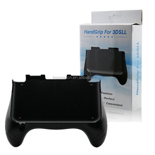 Drop Shipping Available Black Plastic Material Hand Grip Handle Stand for 3DS XL Stand Case Manufacturer from China
