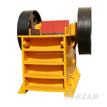 All purpose low power jaw crusher from Tarzan