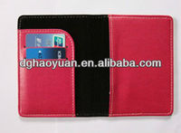 HYHZ004 new fashion leather passport cover