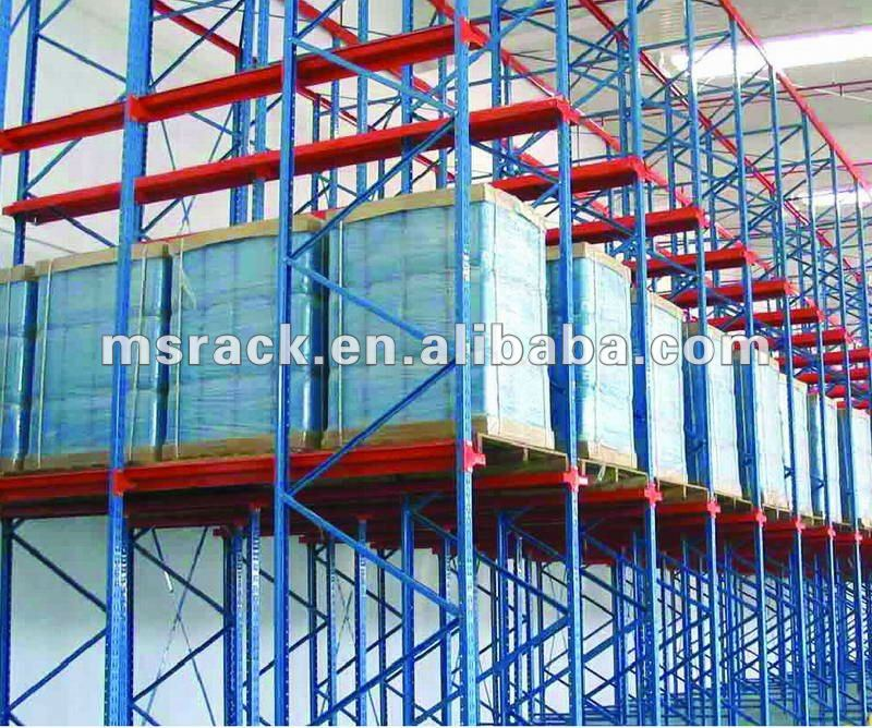 Galvanized pallet racking,automatic warehouse racking system,pallet racking systems