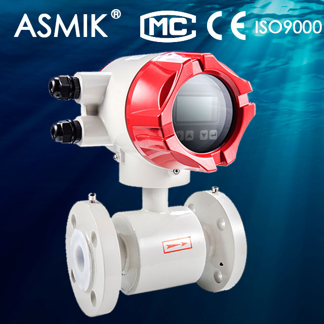 Intelligent heat flow meter gasoline gas flowmeter with CE certificates
