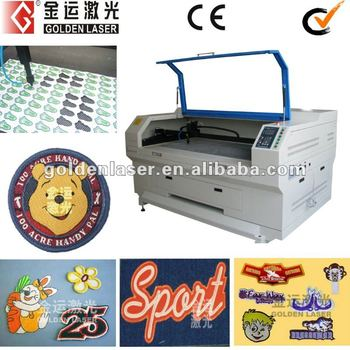 Embroidery Patch,Label Lazer Cutting Machine