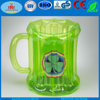 Saint patricks day Promotion PVC Inflatable Mug