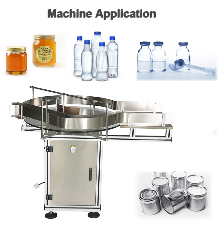 Stainless Steel Automatic Bottle and Tin Can Sorting Machine