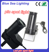 LED mini light 10W LED pin spot/RGBW 4in1 dmx led pinspot light