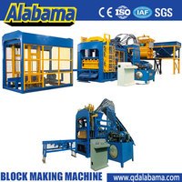 patent technology for building construction hydraulic press block machine