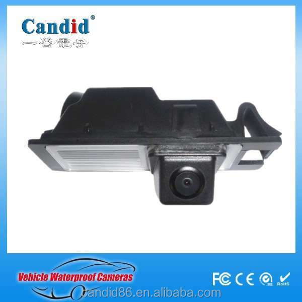 High definition sony CCD for special type same as original License plate car reverse cameras for tucson