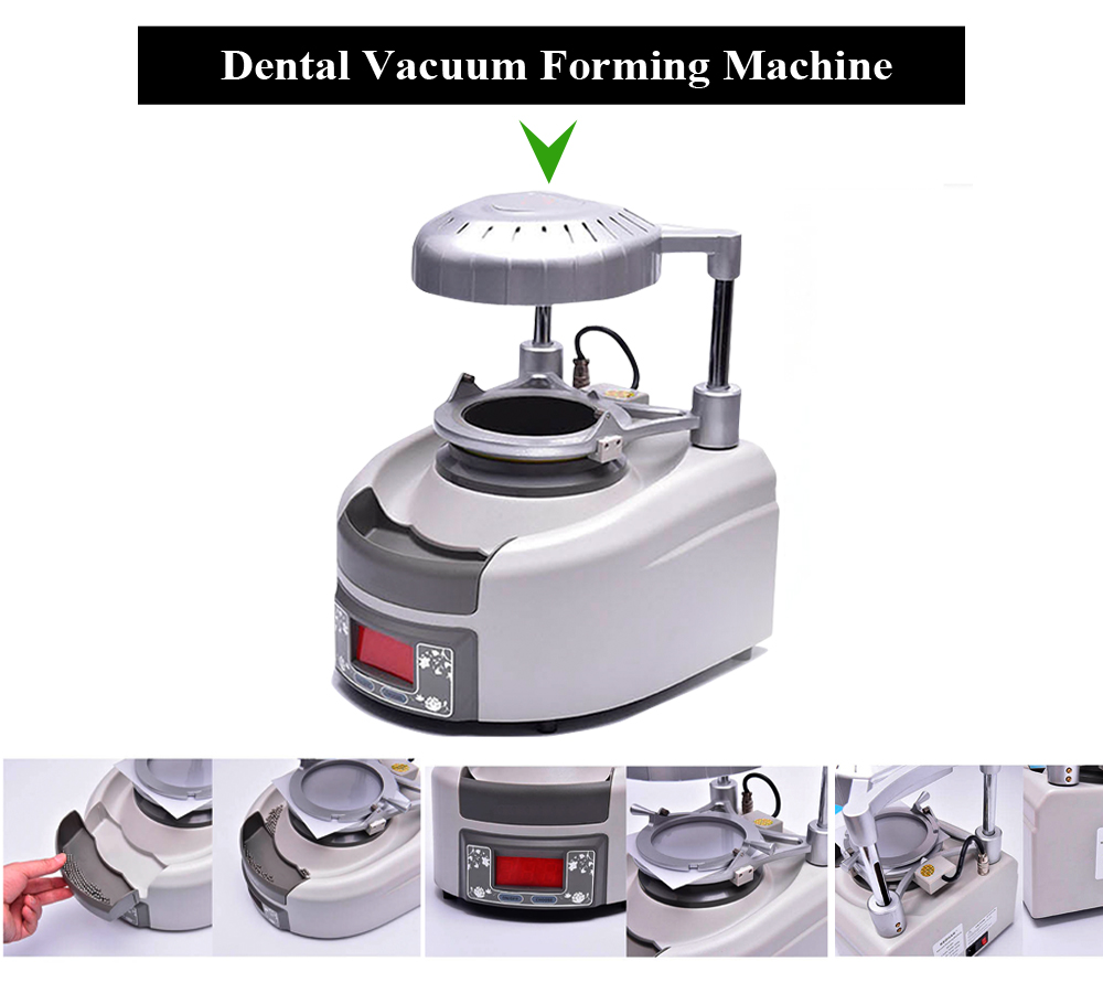 Chinese new design automatic acrylic vacuum forming machine for sale