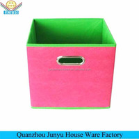 New materia cute toy foldable storage box for kids