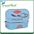 125g ingredient canned sardine fish , buy canned fish sardine