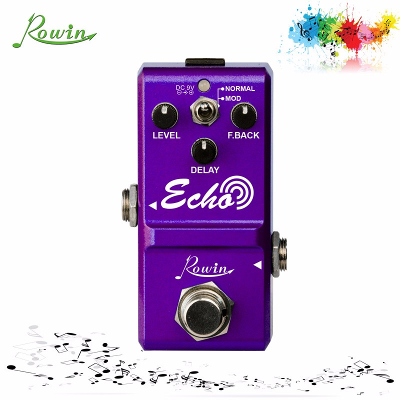 ECHO Effect Pedal LN-314 electric guitar pedal