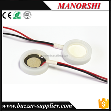 20mm 1.7mhz low power microporous piezo ceramic transducer for nebulizer