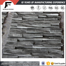 Promotional high quality raw material cultured wall tiles corner stone slates