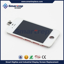 Wholesale For Iphone 4 S LCD Digitizer Assembly,Best quality For Iphone 4 S LCD ,Brand new original Grade A+