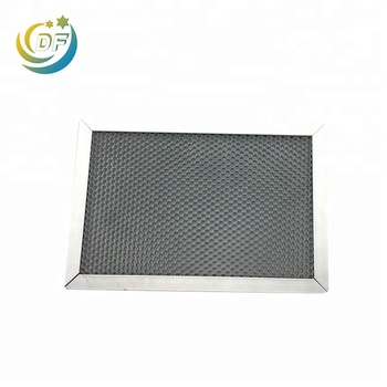 Room air purifier filters cleanable hepa cold catalyst conditioner