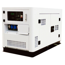 50hz silent diesel generator price with UK engine