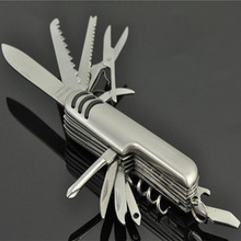 2014 new promotional swiss Multi Outdoor Knife