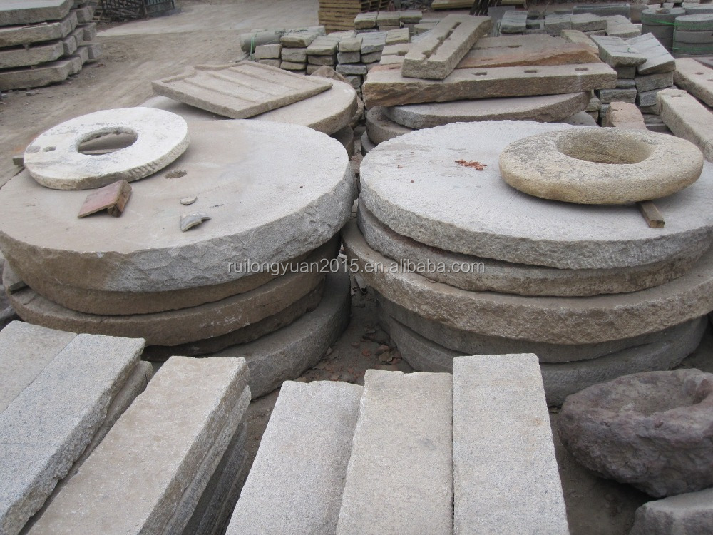 cheap antique old millstone for sale