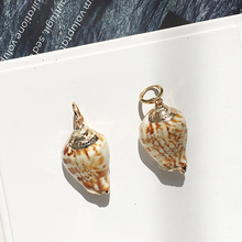 Tenor 2019 Fashion Women Alloy Jewelry Natural Conch shell Bohemian <strong>Earrings</strong>
