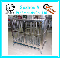 2015 New Strong Foldable Stainless Steel Dog Cage