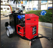 Asphalt melting equipment/crack filler / road crack sealing machine for concrete asphalt repair