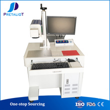 50W co2 laser marking machine for wood, leather, acrylic