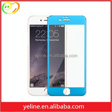 Best!!! Hot sale 0.3mm 9H milo 2.5D Tempered Glass Screen Protector for iphone 5/6/6s/ 6 plus