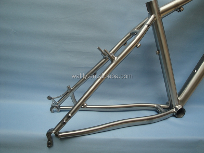 Waltly fashion frame mtb 26 titanium bicycle WT-M38