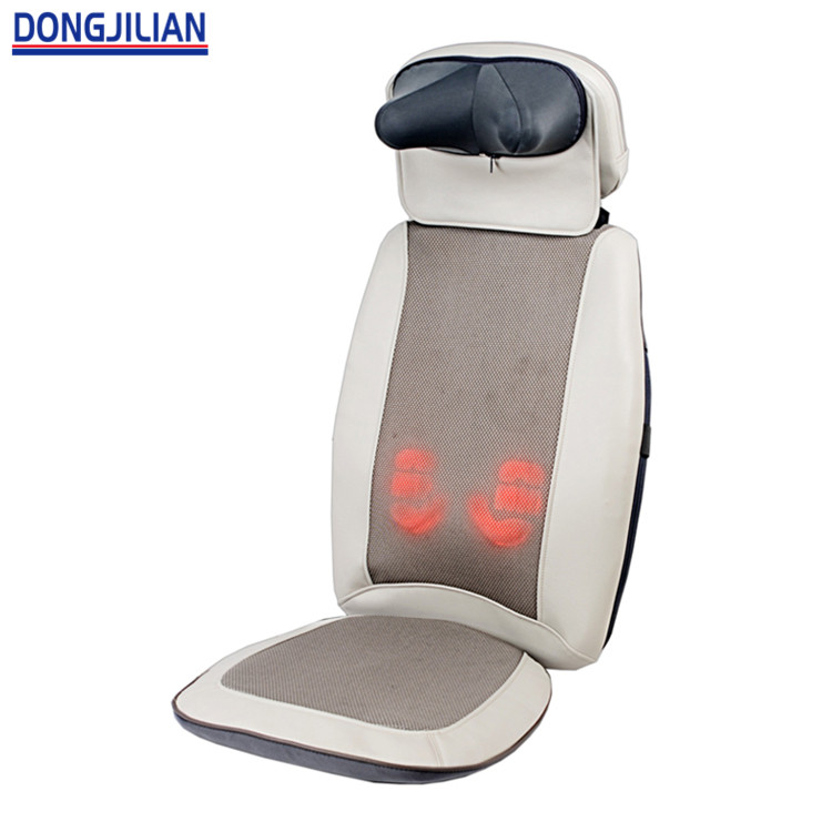 2016 New Shiatsu Car Vibrating Massage Cushion Review