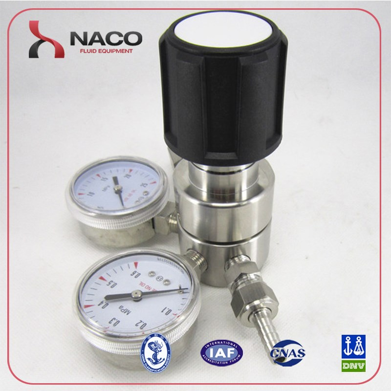 Stainless steel high pressure automatic voltage regulator