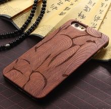 Main product top quality case for iphone 6 wood phone case for wholesale