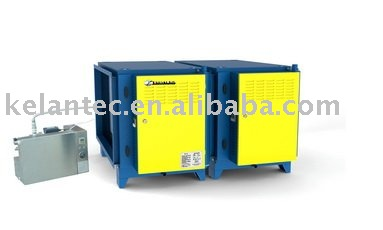 electrostatic air purifier For Grease Purify
